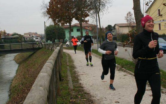 39^ corsa lungo il fiume zero percorso in città