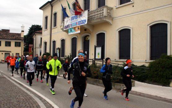 40^ corsa lungo il fiume zero percorso in piazza